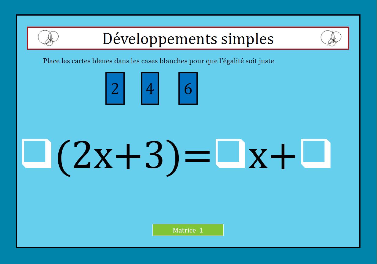 developpements-simples
